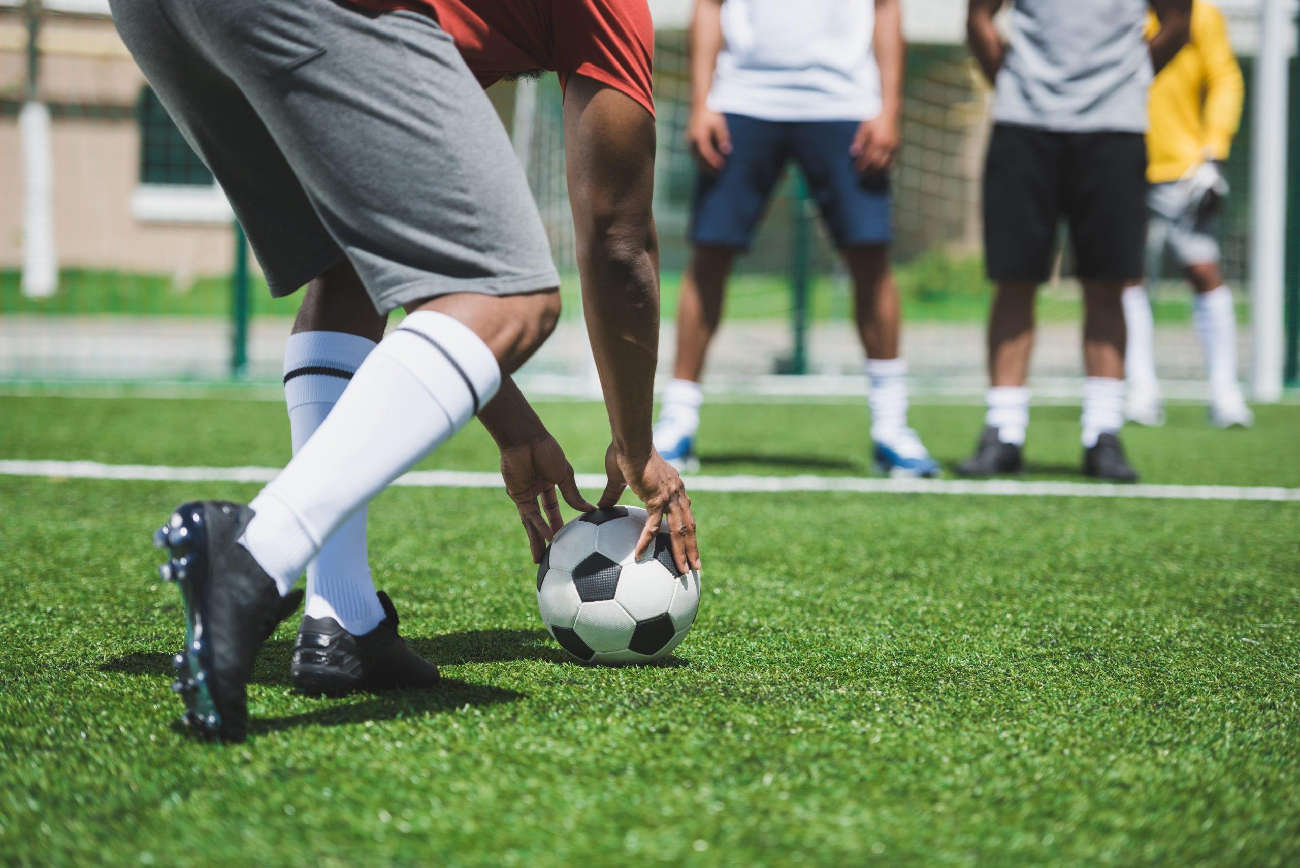futebol pelada
