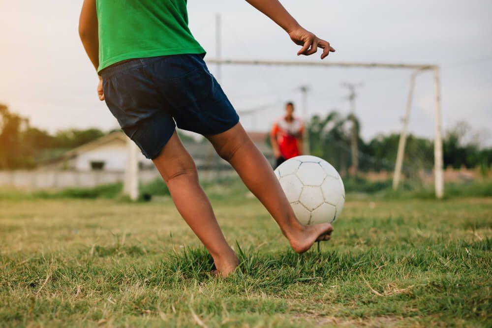 futebol amador acessibilidade