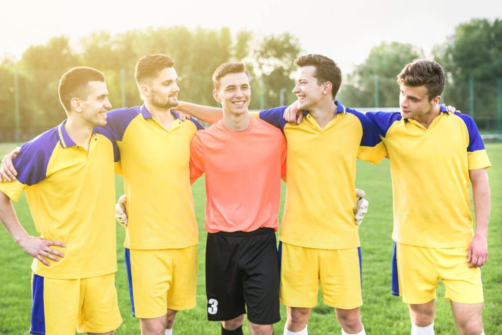 time de futebol amador