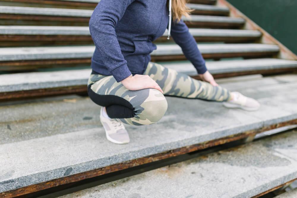 como fazer exercícios no frio