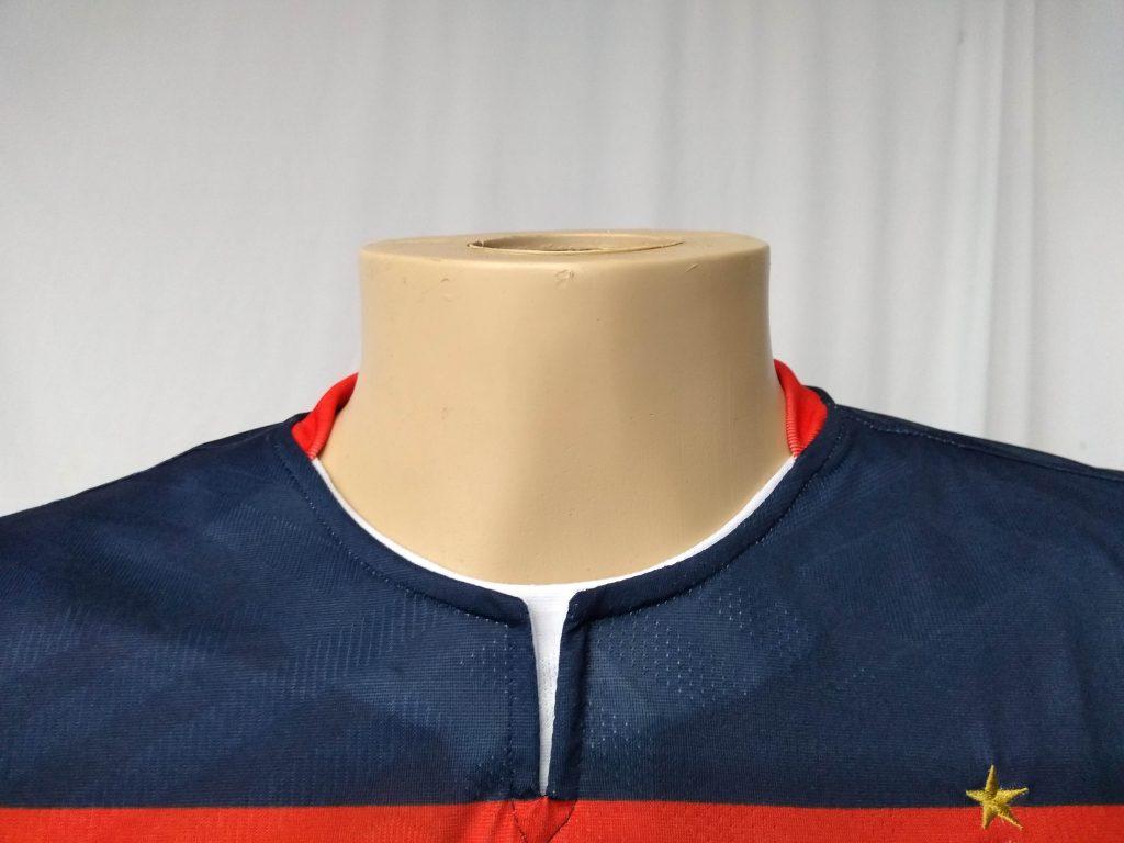 uniformes esportivos personalizados gola linha premium