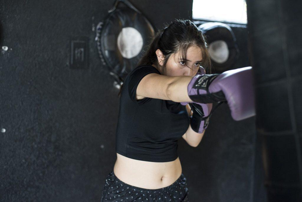 qual melhor esporte para ansiedade boxe